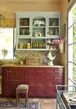 47 Simple French Country Kitchen Decor Ideas