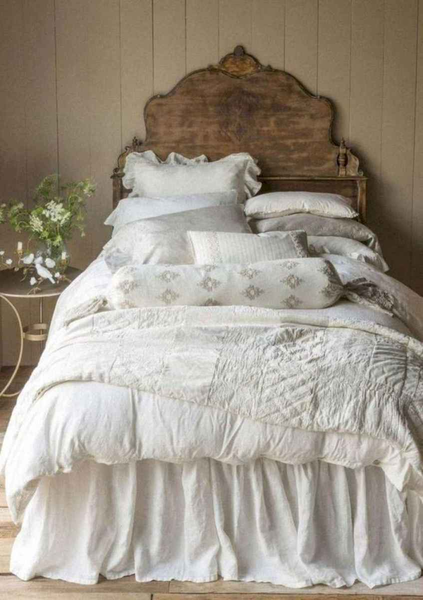 48 Rustic Farmhouse Style Master Bedroom Decorating Ideas