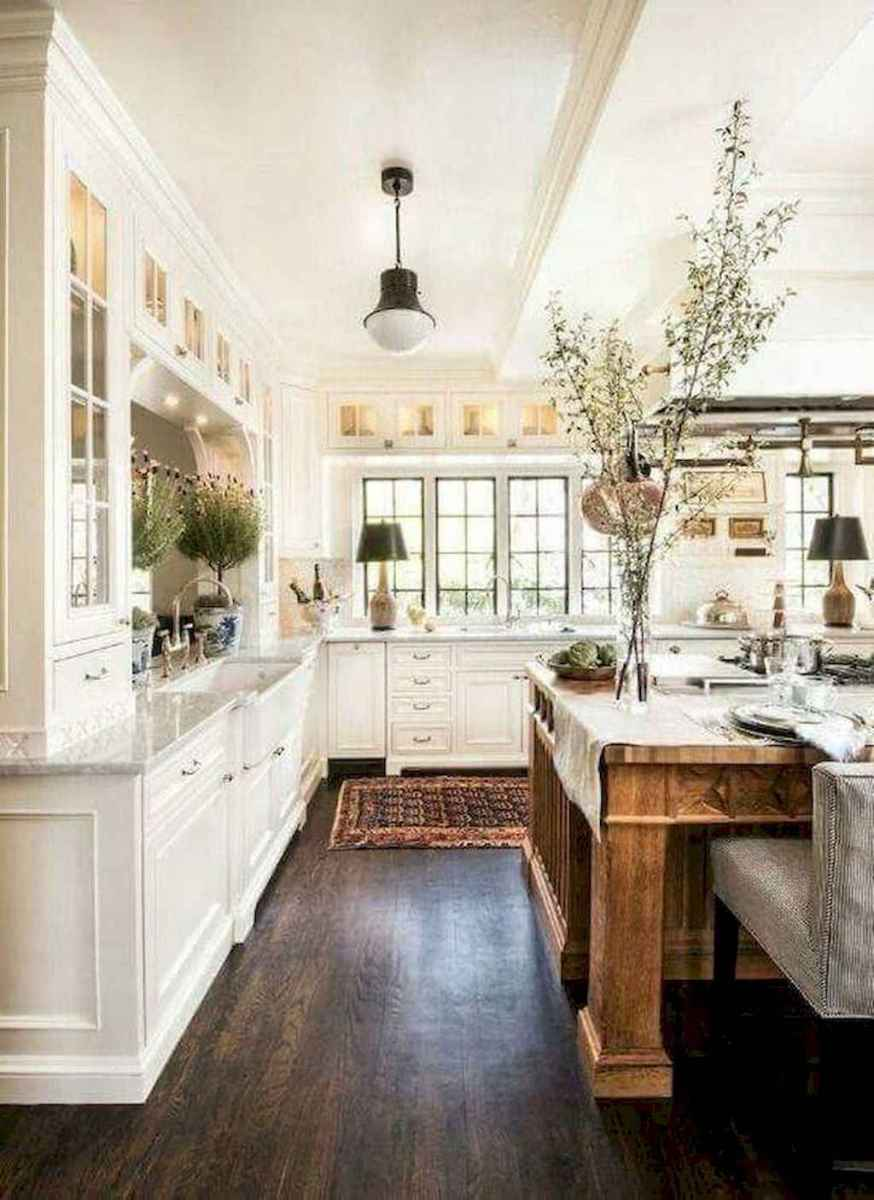 49 Simple French Country Kitchen Decor Ideas