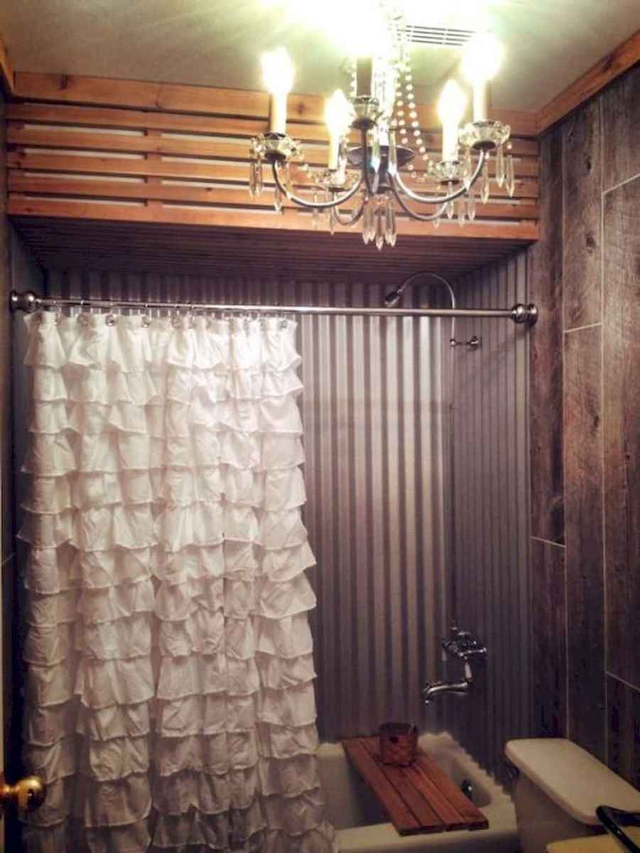 50 Cozy Shabby Chic Style Bathroom Decor Ideas