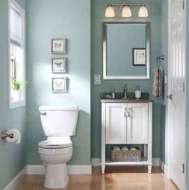 58 Beautiful Small Bathroom Decor Ideas on A Budget