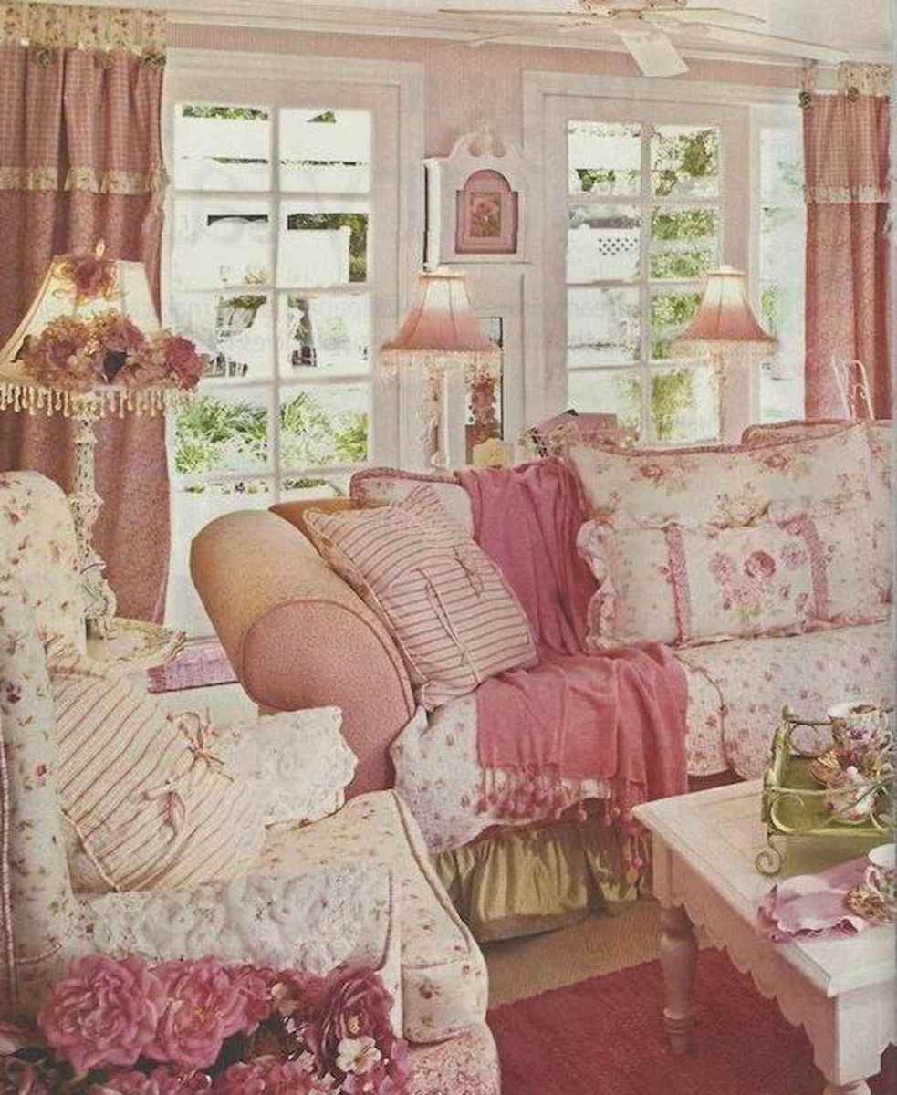 59 Fresh Shabby Chic Living Room Decor Ideas on A Budget