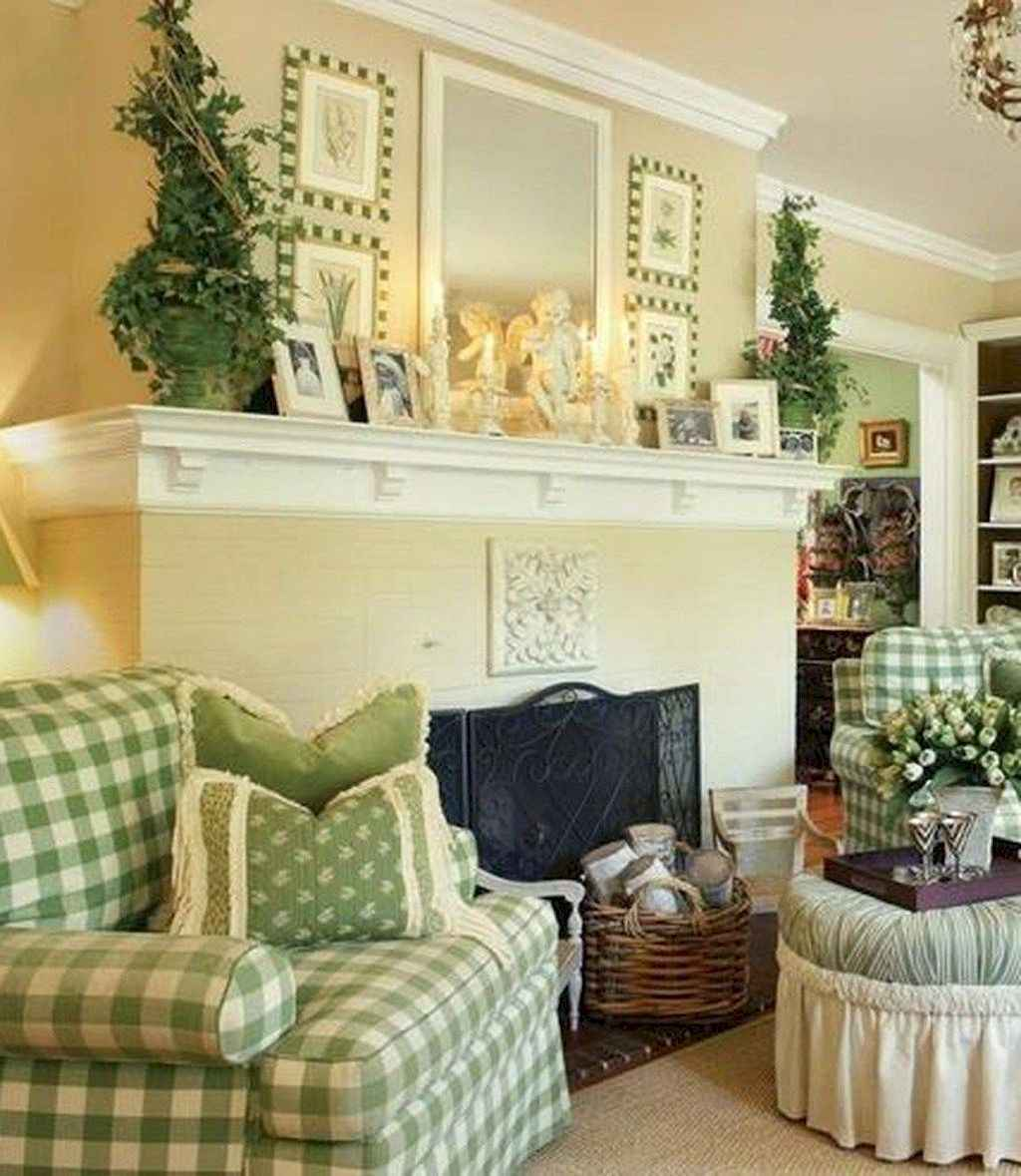 67 Elegant French Country Living Room Decor Ideas