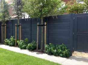 13 Affordable Backyard Privacy Fence Ideas