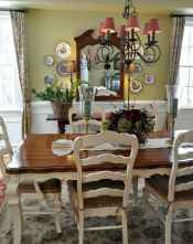 24 Gorgeous French Country Dining Room Decor Ideas