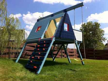 27 Small Backyard Playground Landscaping Ideas on a Budget