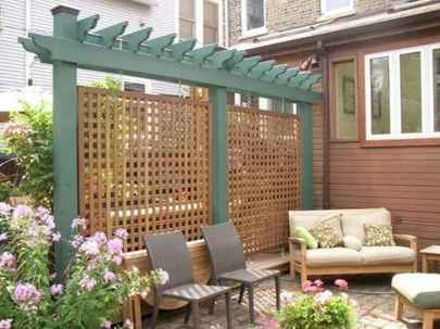 33 Affordable Backyard Privacy Fence Ideas