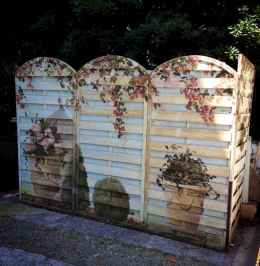 35 Affordable Backyard Privacy Fence Ideas