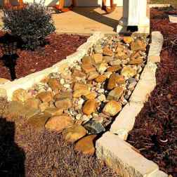 37 Gorgeous Front Yard Rock Garden Landscaping Ideas