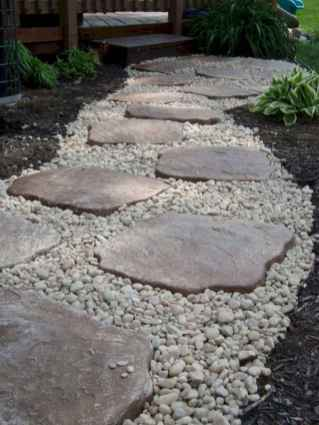 54 Gorgeous Front Yard Rock Garden Landscaping Ideas