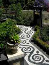 59 Amazing Front Yard Walkways Ideas on A Budget