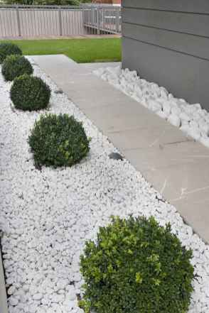 61 Gorgeous Front Yard Rock Garden Landscaping Ideas