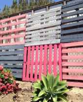 68 Affordable Backyard Privacy Fence Ideas