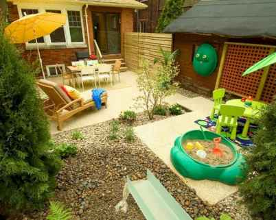 70 Small Backyard Playground Landscaping Ideas on a Budget