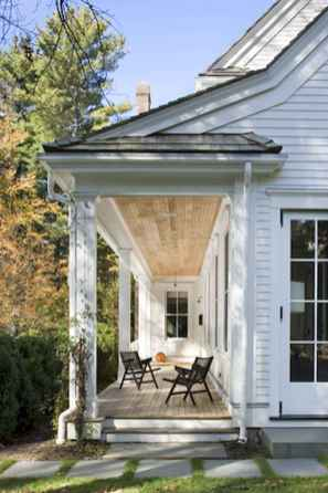71 Beautiful Wooden and Stone Front Porch Ideas