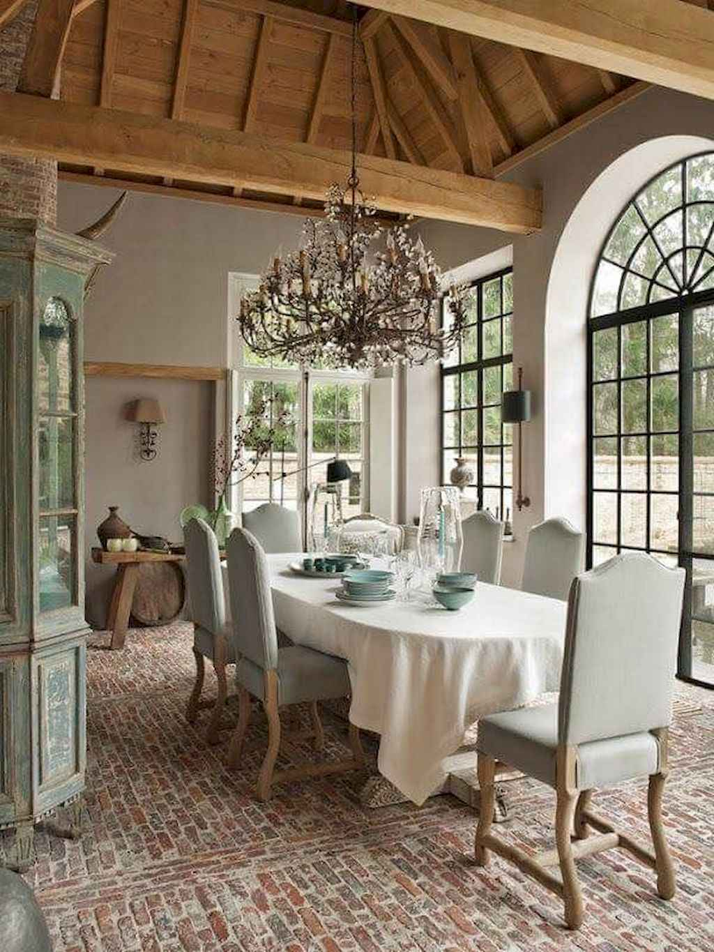 85 Gorgeous French Country Dining Room Decor Ideas Decoradeas