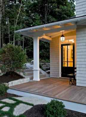 75 Beautiful Wooden and Stone Front Porch Ideas