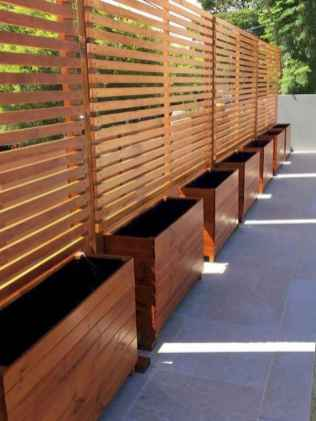 77 Affordable Backyard Privacy Fence Ideas