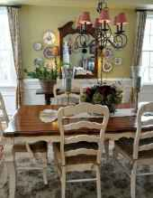 78 Gorgeous French Country Dining Room Decor Ideas