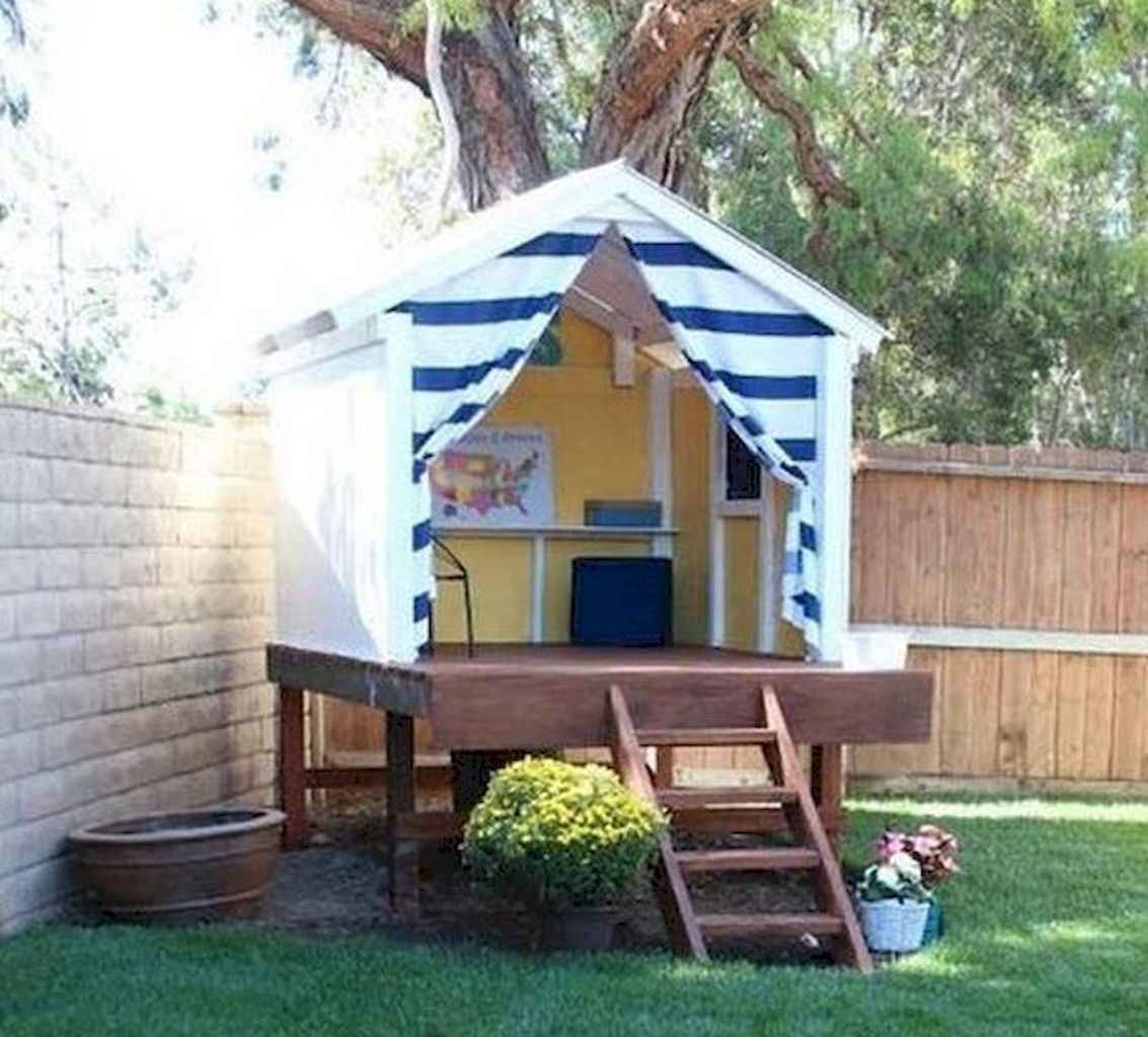 79 Small Backyard Playground Landscaping Ideas on a Budget