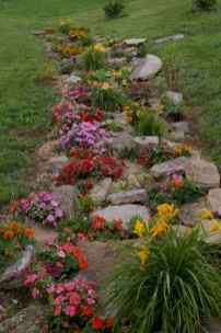83 Gorgeous Front Yard Rock Garden Landscaping Ideas