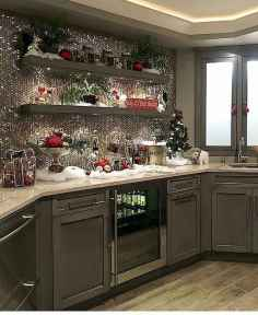20 Cozy Christmas Kitchen Decorating Ideas