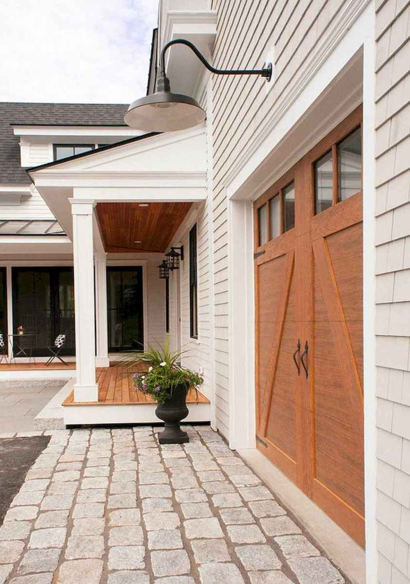 08 Modern Farmhouse Exterior Design Ideas