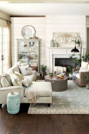 08 Incredible French Country Living Room Decor Ideas