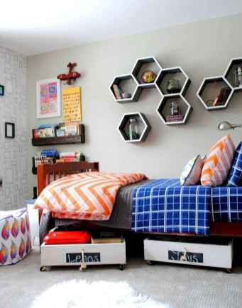 12 Clever Kids Bedroom Organization and Tips Ideas
