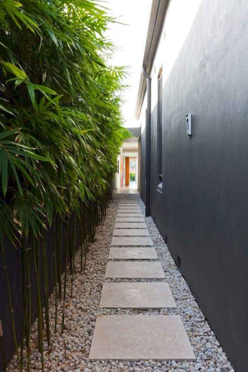 16 Incredible Side House Garden Landscaping Ideas With Rocks