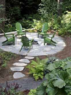 18 Awesome Backyard Fire Pits with Seating Ideas