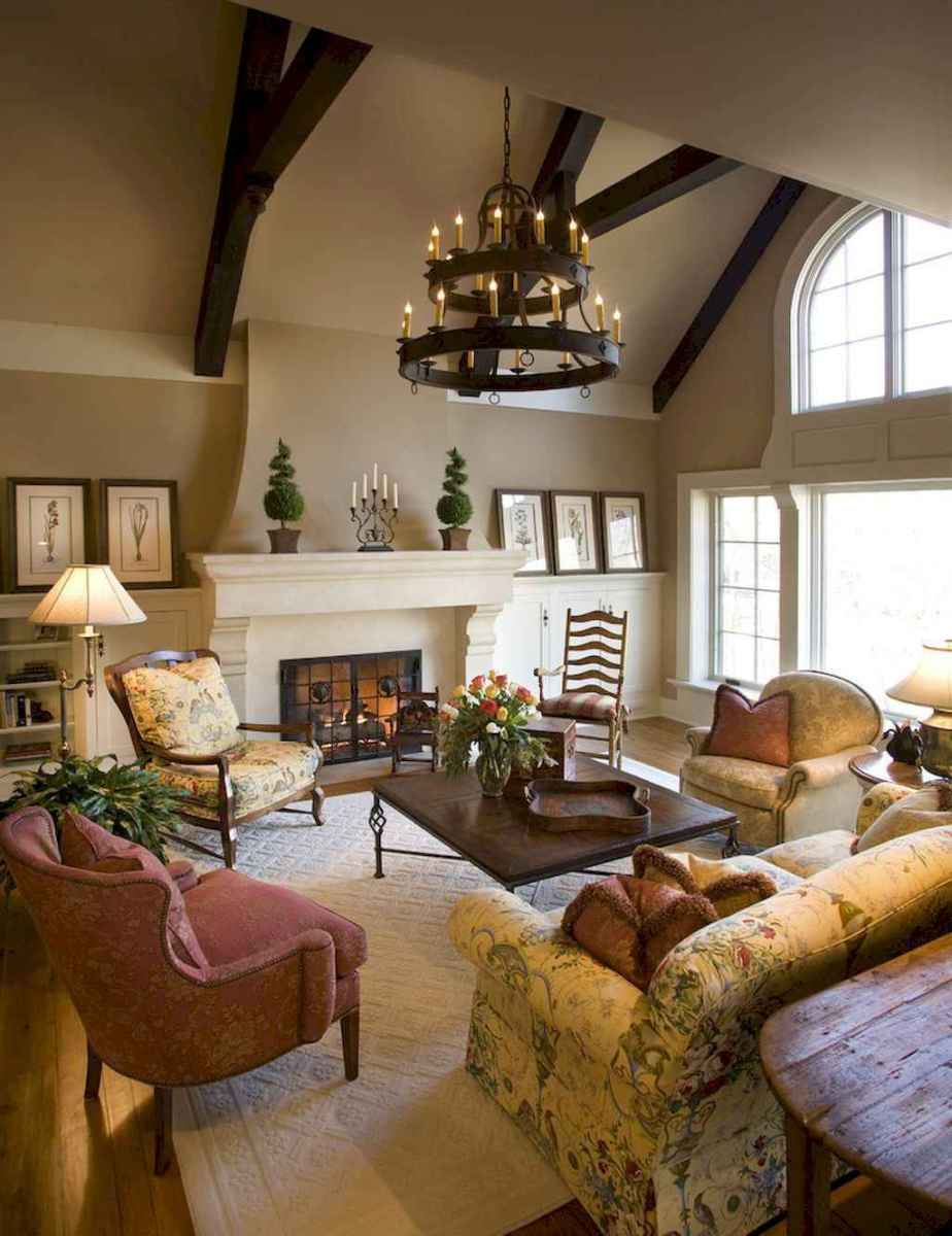 18 Incredible French Country Living Room Decor Ideas