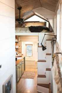 20 Clever Loft Stair Design for Tiny House Ideas