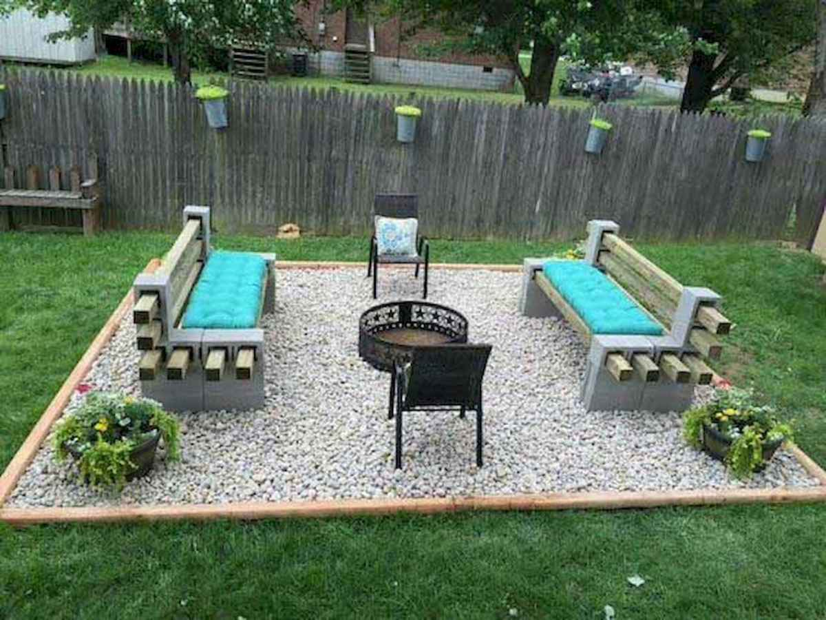 23 Awesome Backyard Fire Pits with Seating Ideas
