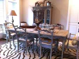 26 Gorgeous French Country Dining Room Decor Ideas