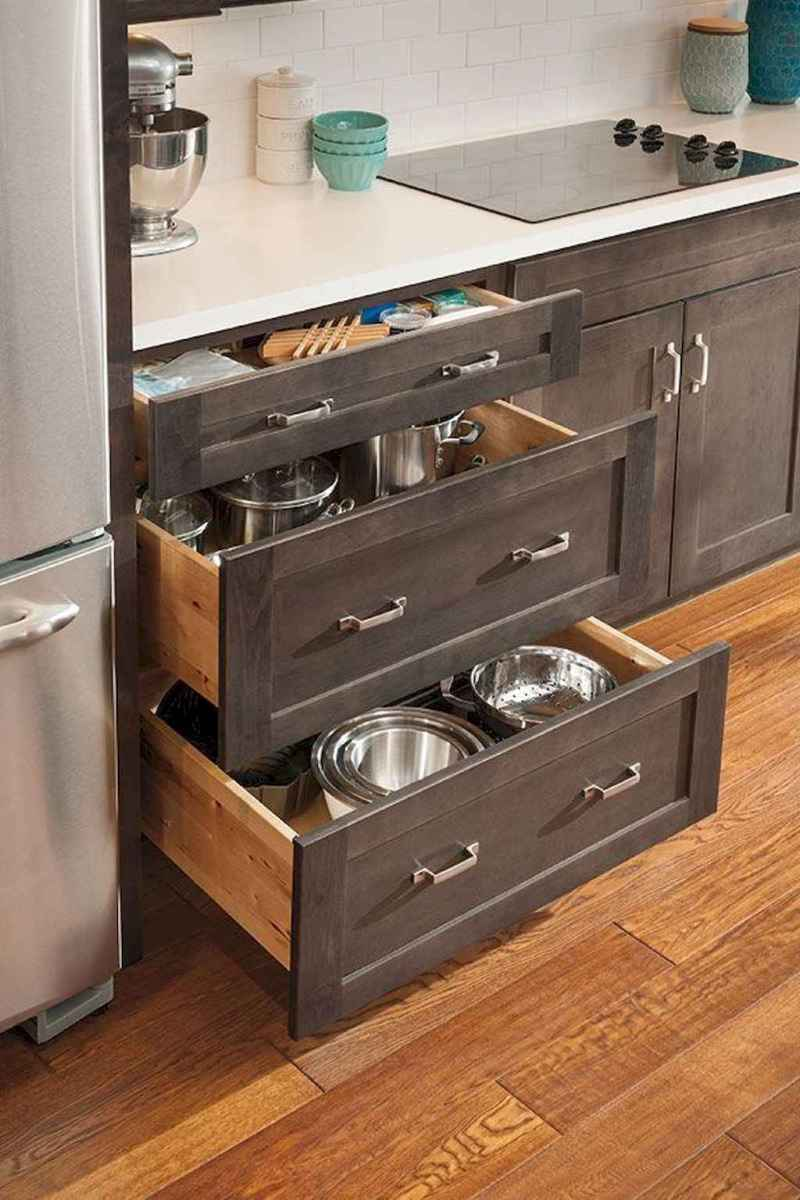 27 Genius Kitchen Cabinet Organization and Tips Ideas