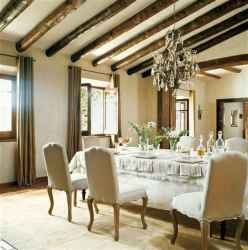 32 Gorgeous French Country Dining Room Decor Ideas