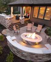 36 Awesome Backyard Fire Pits with Seating Ideas