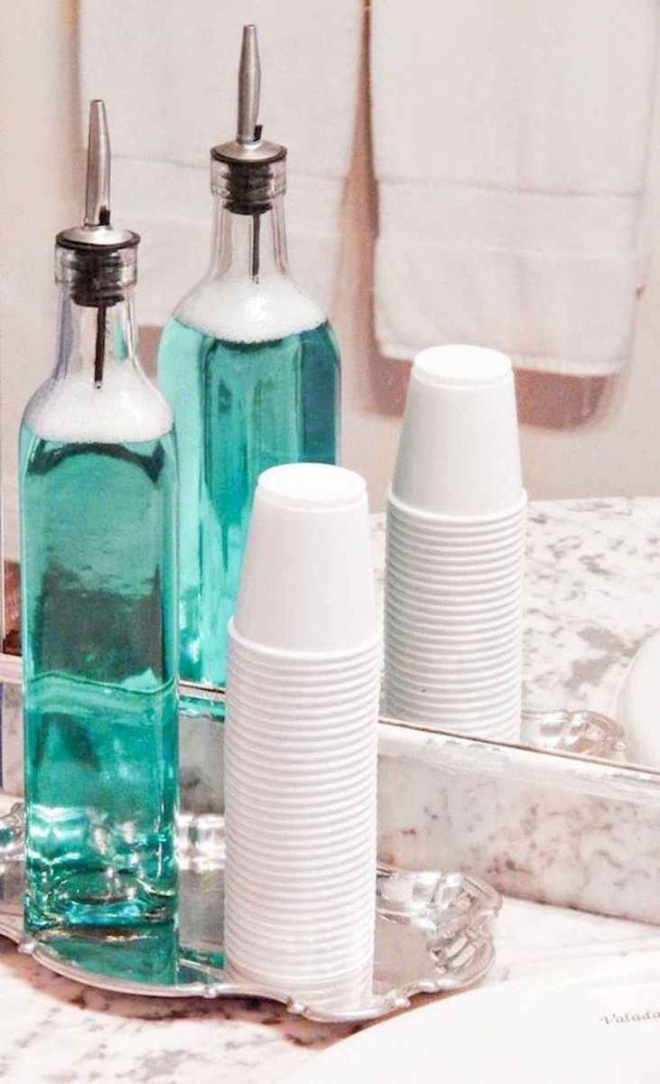 42 Clever and Easy Bathroom Organization Ideas