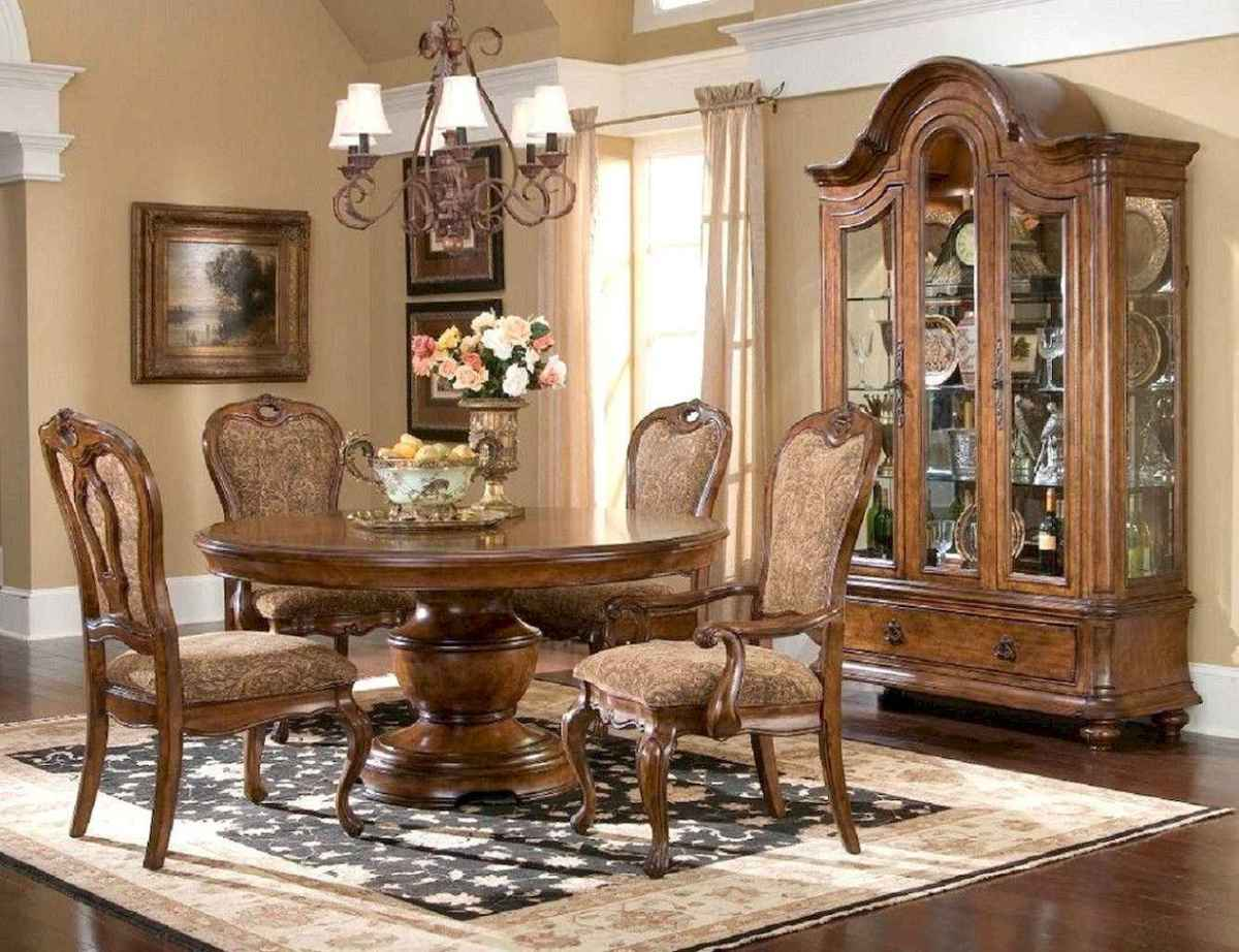 42 Gorgeous French Country Dining Room Decor Ideas