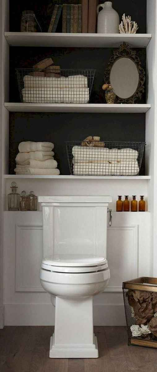 44 Clever and Easy Bathroom Organization Ideas