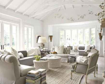 54 Incredible French Country Living Room Decor Ideas