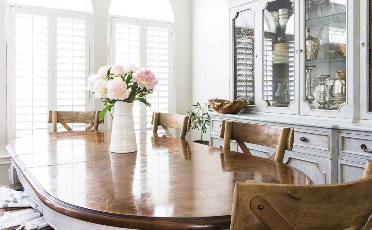 56 Gorgeous French Country Dining Room Decor Ideas