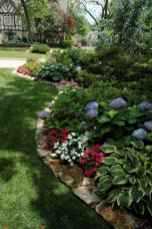 04 Fresh and Beautiful Front Yard Flowers Garden Landscaping Ideas
