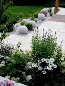 06 Fresh and Beautiful Front Yard Flowers Garden Landscaping Ideas