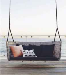 11 Awesome Farmhouse Porch Swing Plans Ideas