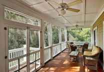 11 Gorgeous Farmhouse Screened In Porch Design Ideas for Relaxing