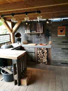 16 Amazing Outdoor Kitchen Design for Your Summer Ideas