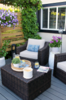 21 Amazing Backyard Patio Seating Area Ideas for Summer