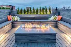 27 Easy Cheap Backyard Fire Pit Seating Area Design Ideas